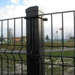 Wireworks Plus - Commercial - Iron Fencing - Oklahoma