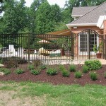 Aegis Plus - Commercial - Iron Fencing - Oklahoma