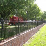 Montage Plus - Commercial - Iron Fencing - Oklahoma