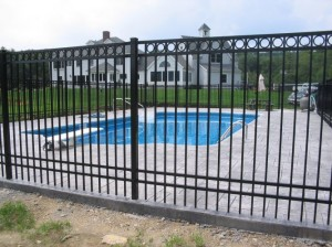 Echelon Plus - Residential - Iron Fencing - Oklahoma