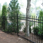Montage Decorative - Residential - Iron Fencing - Oklahoma