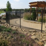 Montage Plus - Residential - Iron Fencing - Oklahoma